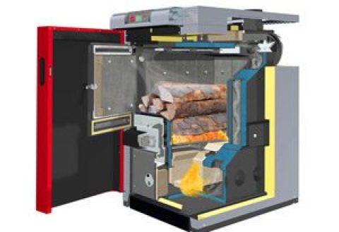 Твердотопливный котел: достоинства системы отопления